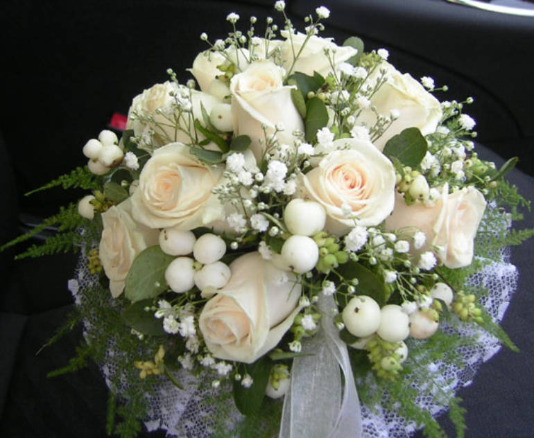 Cream Coloured Roses
