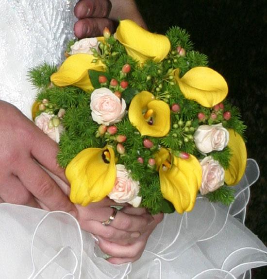 Bridal bouquet 33