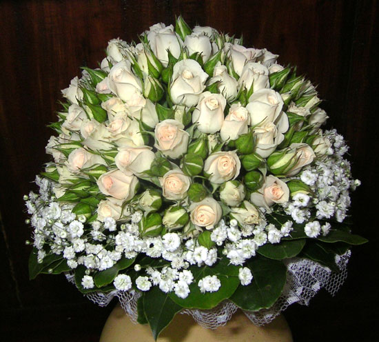 Bridal bouquet 088