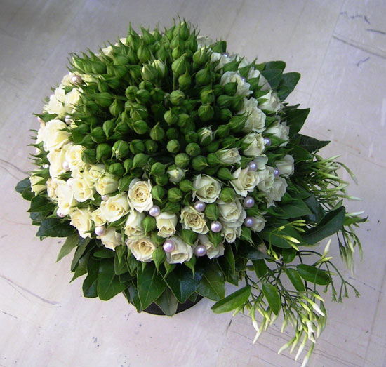 Bridal bouquet 011