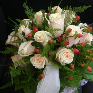 Bridal bouquet 014